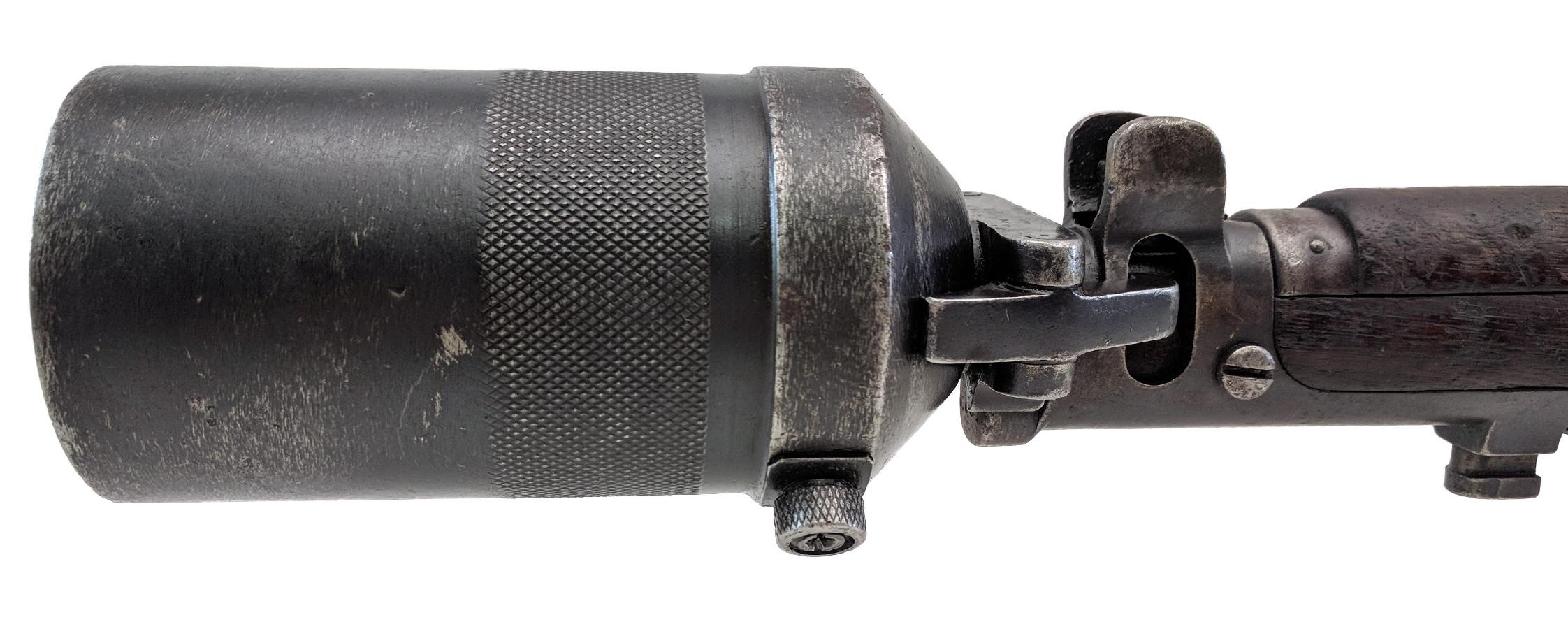 Enfield No1 SMLE Grenade Launcher, *Mfg RFI*