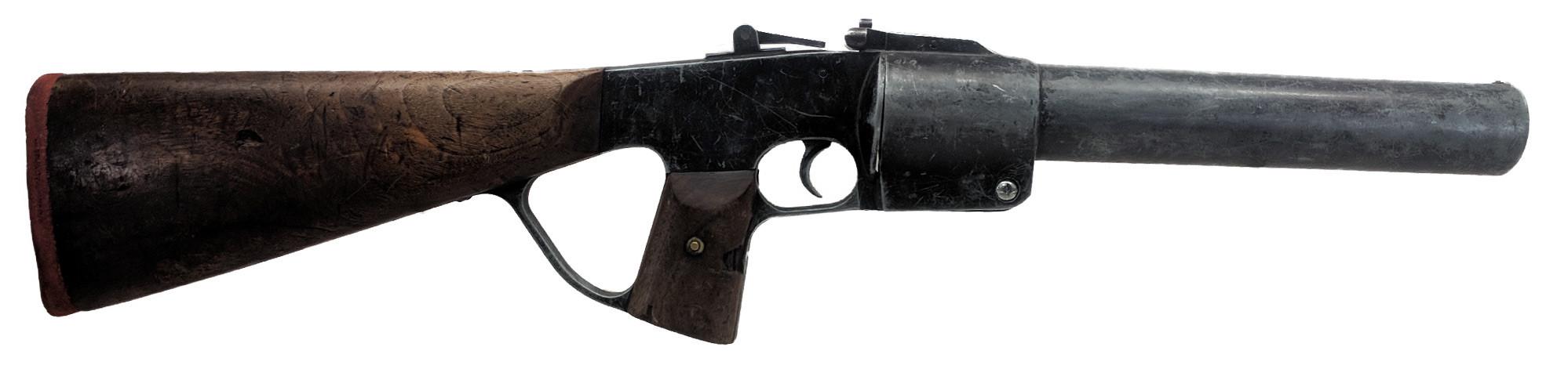 Federal Labs 201-Z 37mm Gas / Riot Gun