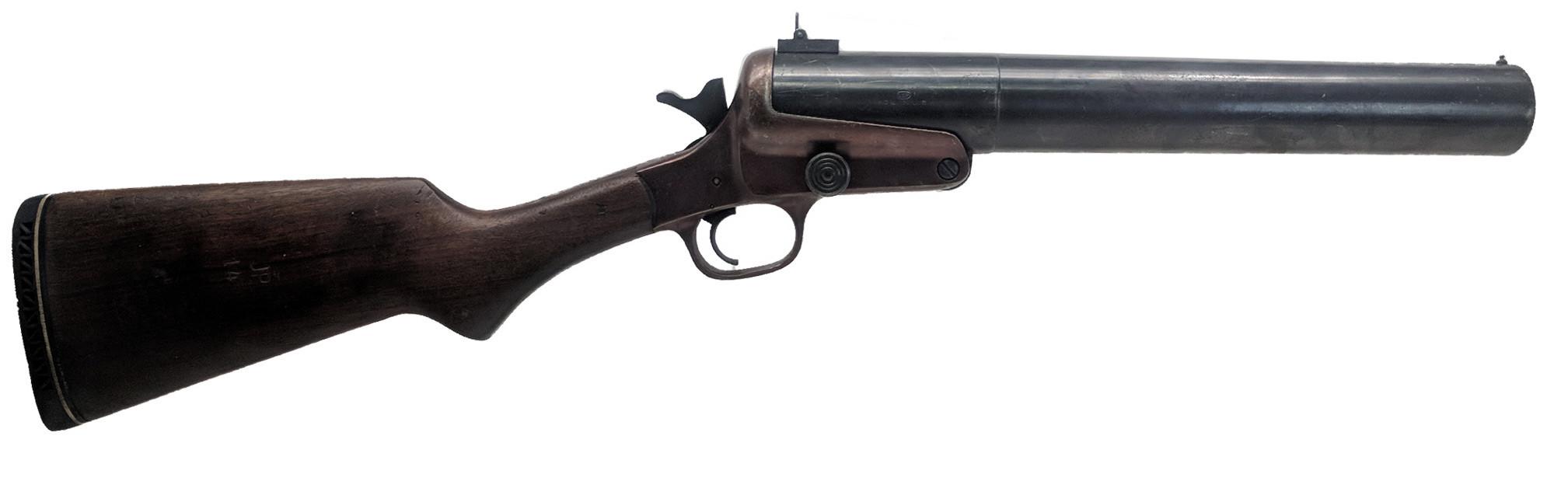 Tru-Flite Super Long Range Gas Gun, 37mm