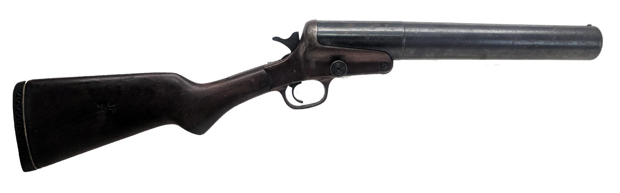 Tru-Flite Super Long Range Gas Gun, 37mm, *Good, Incomplete*