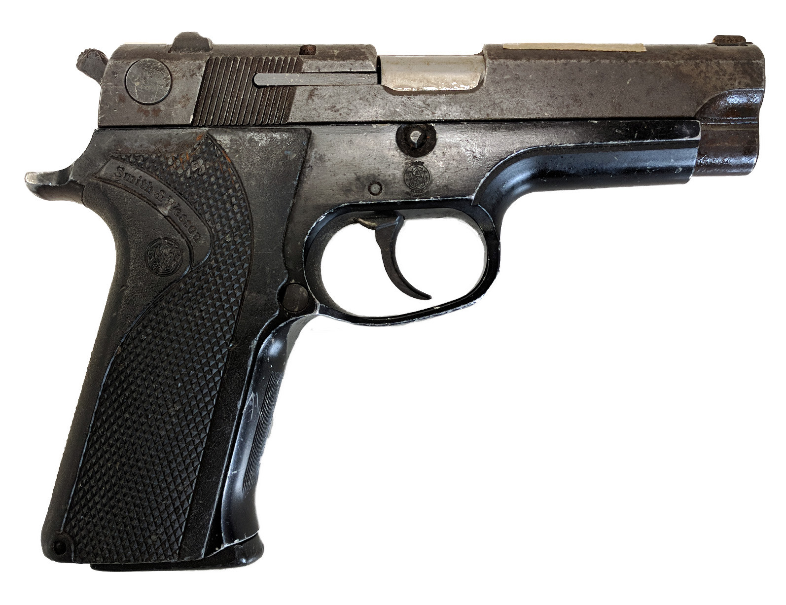 Smith & Wesson 915, 9mm, *Fair, Incomplete*