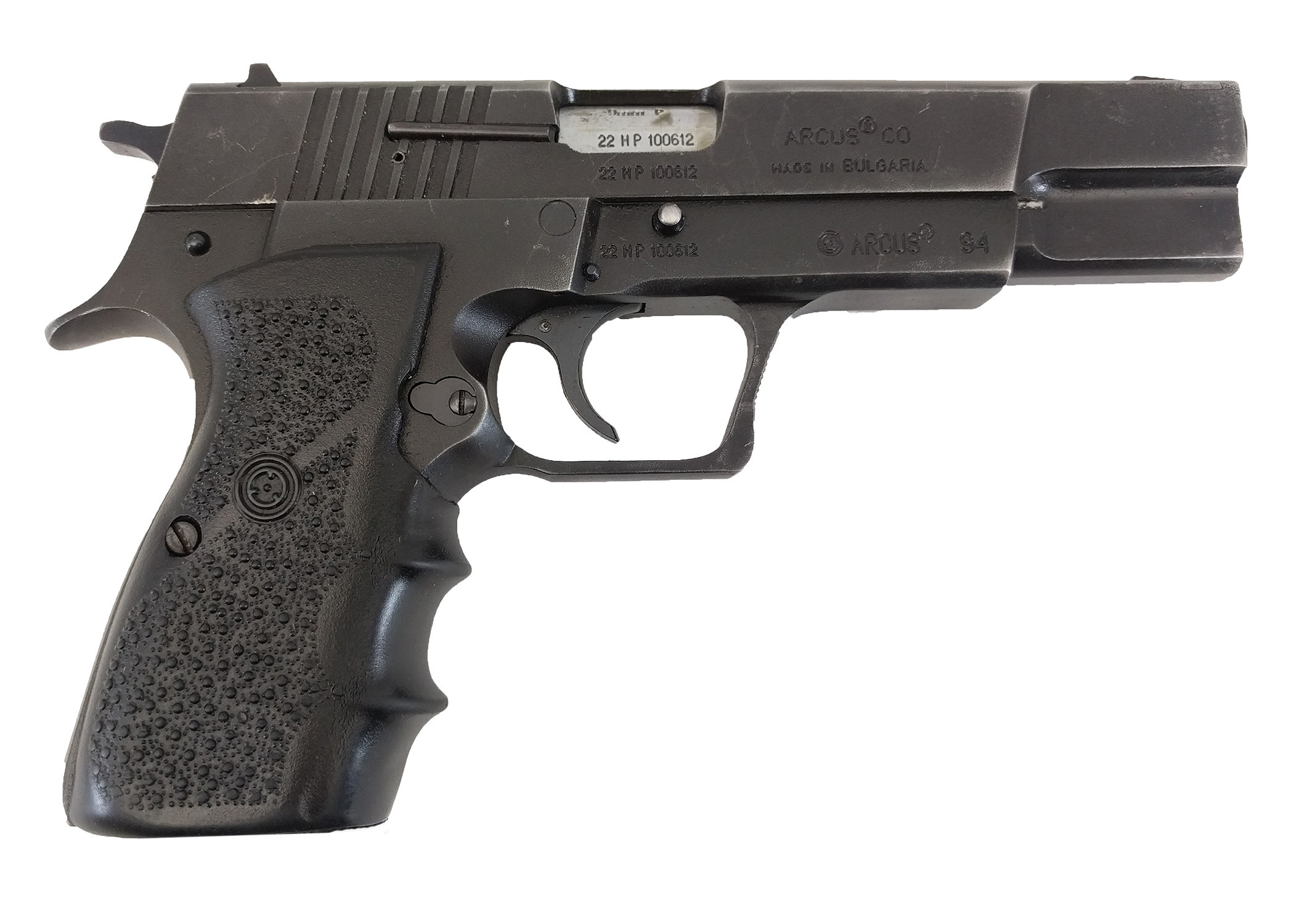 Arcus 94, 9mm, *Very Good, No Magazine*