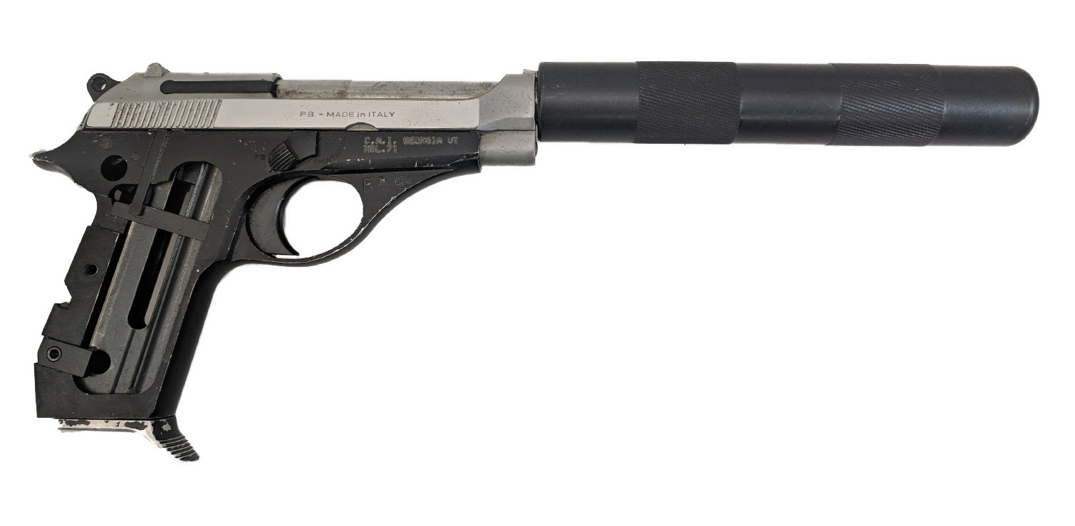 Beretta 71, .22LR, *Good, Incomplete*