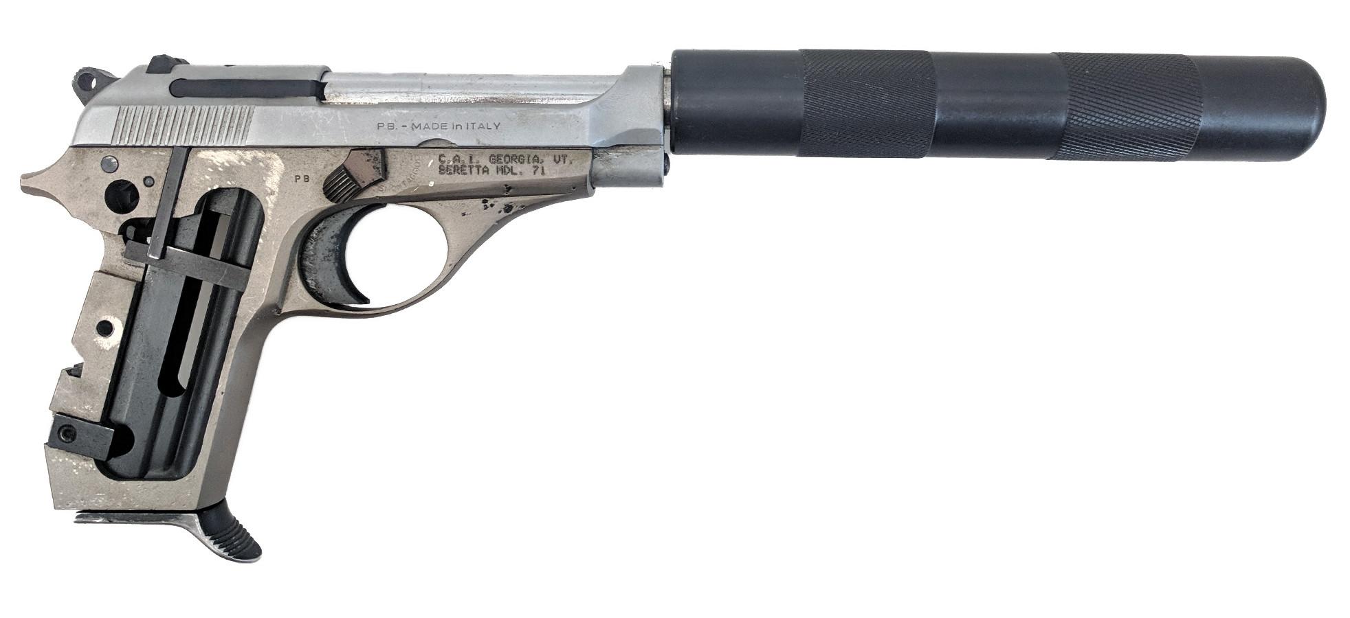 Beretta 71, .22LR