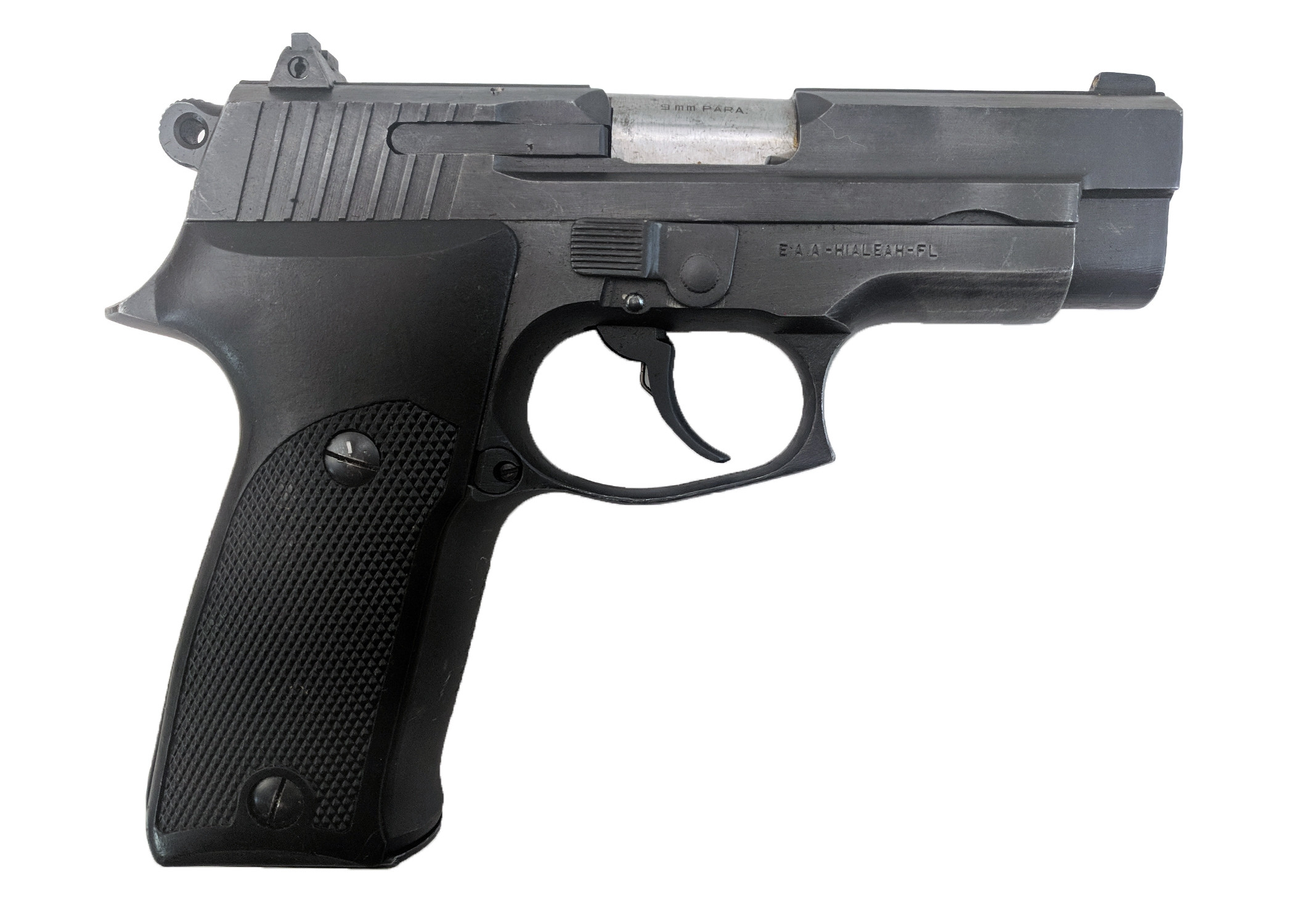 Astra A-100, 9mm
