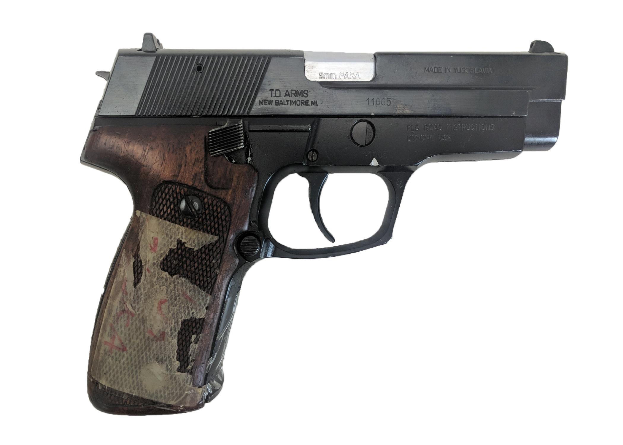 Zastava CZ99, 9mm, No Magazine