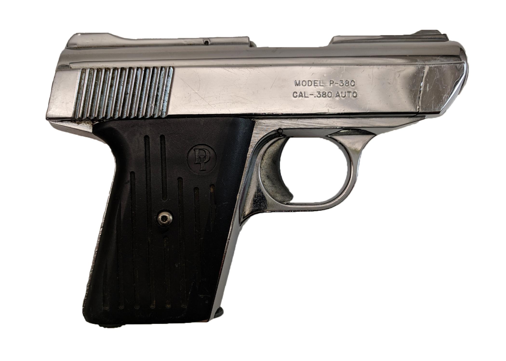 Davis P-380, .380 ACP