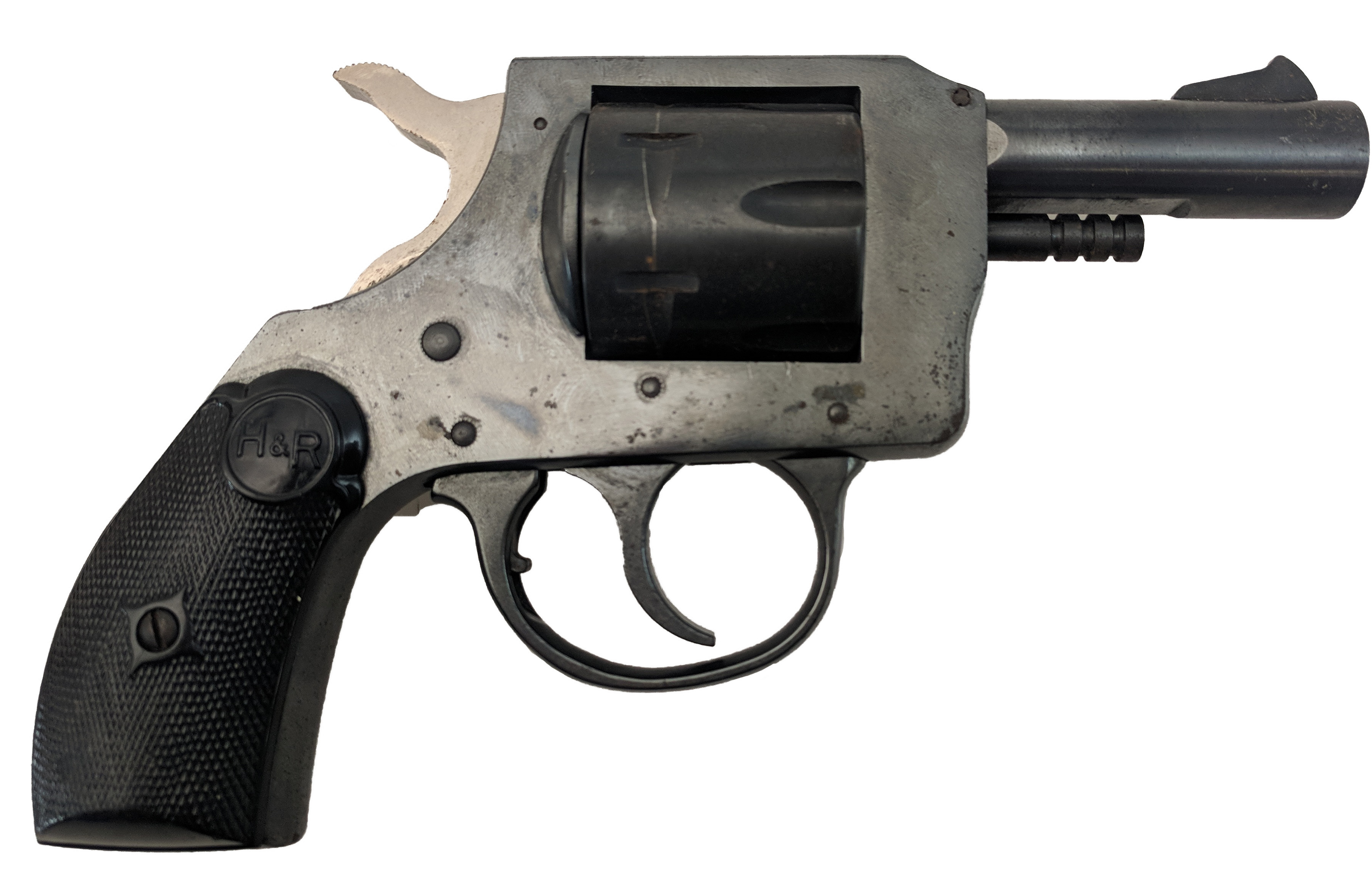 H&R 732, .32 S&W, *Good, Incomplete*
