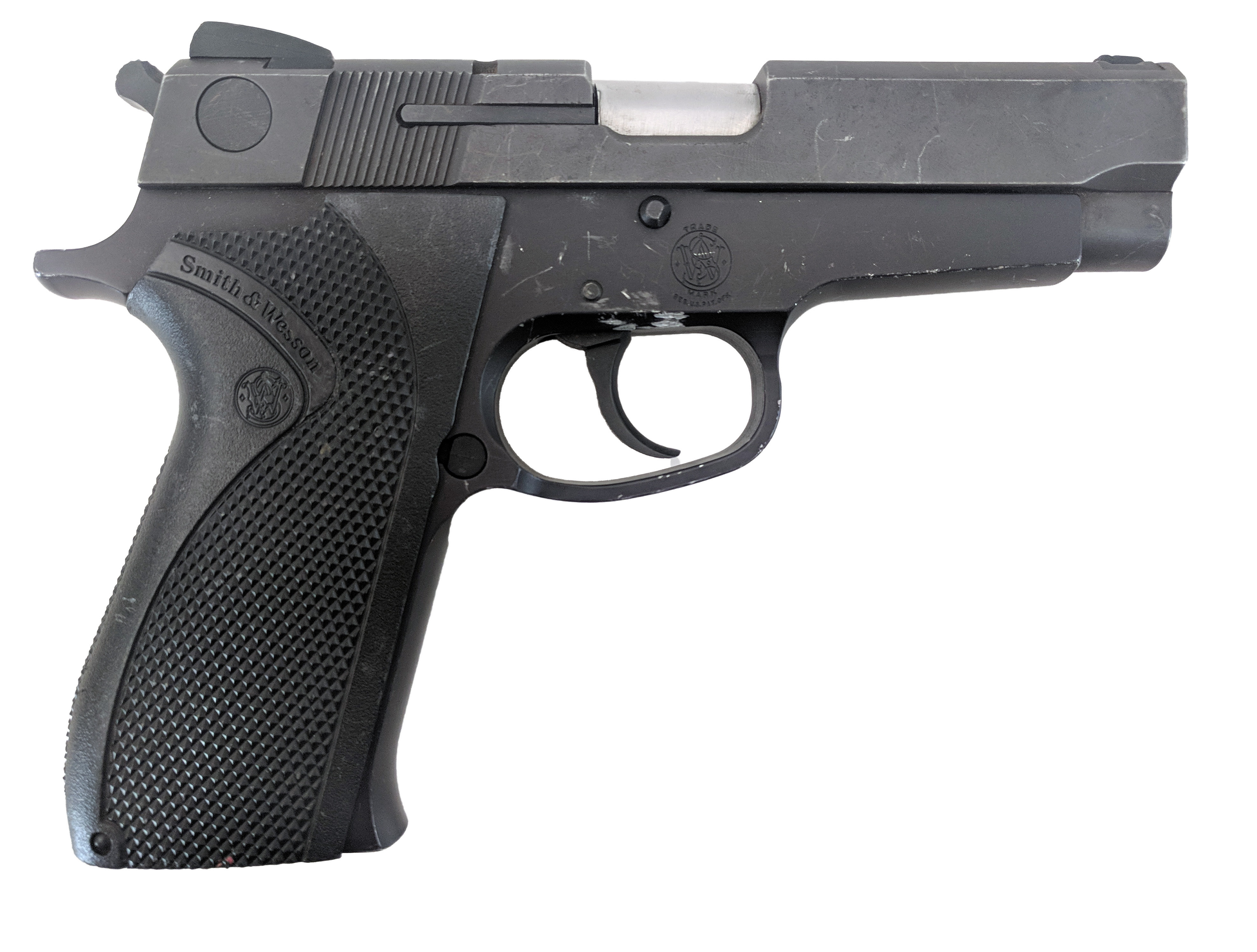 Smith & Wesson Model 909, 9mm, No Magazine, *Good*