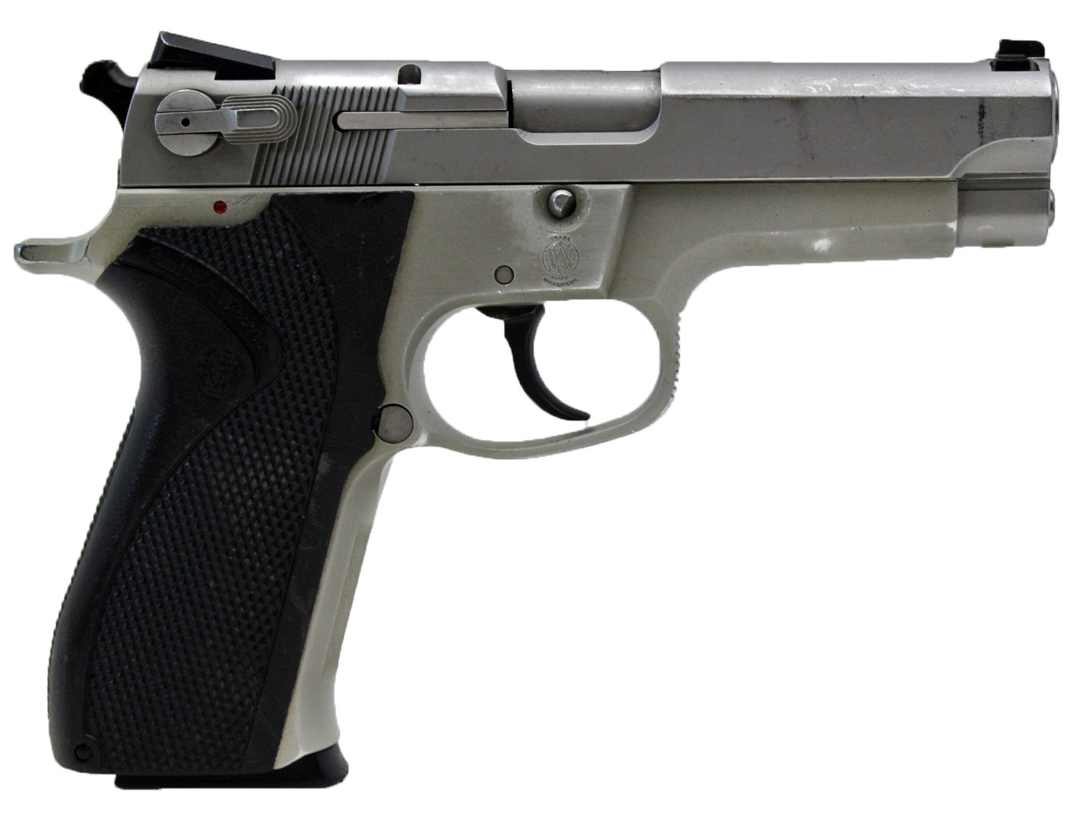 """Smith & Wesson 5903, 9mm, 4"""" Barrel, Stainless, *Good, Incomplete*"""