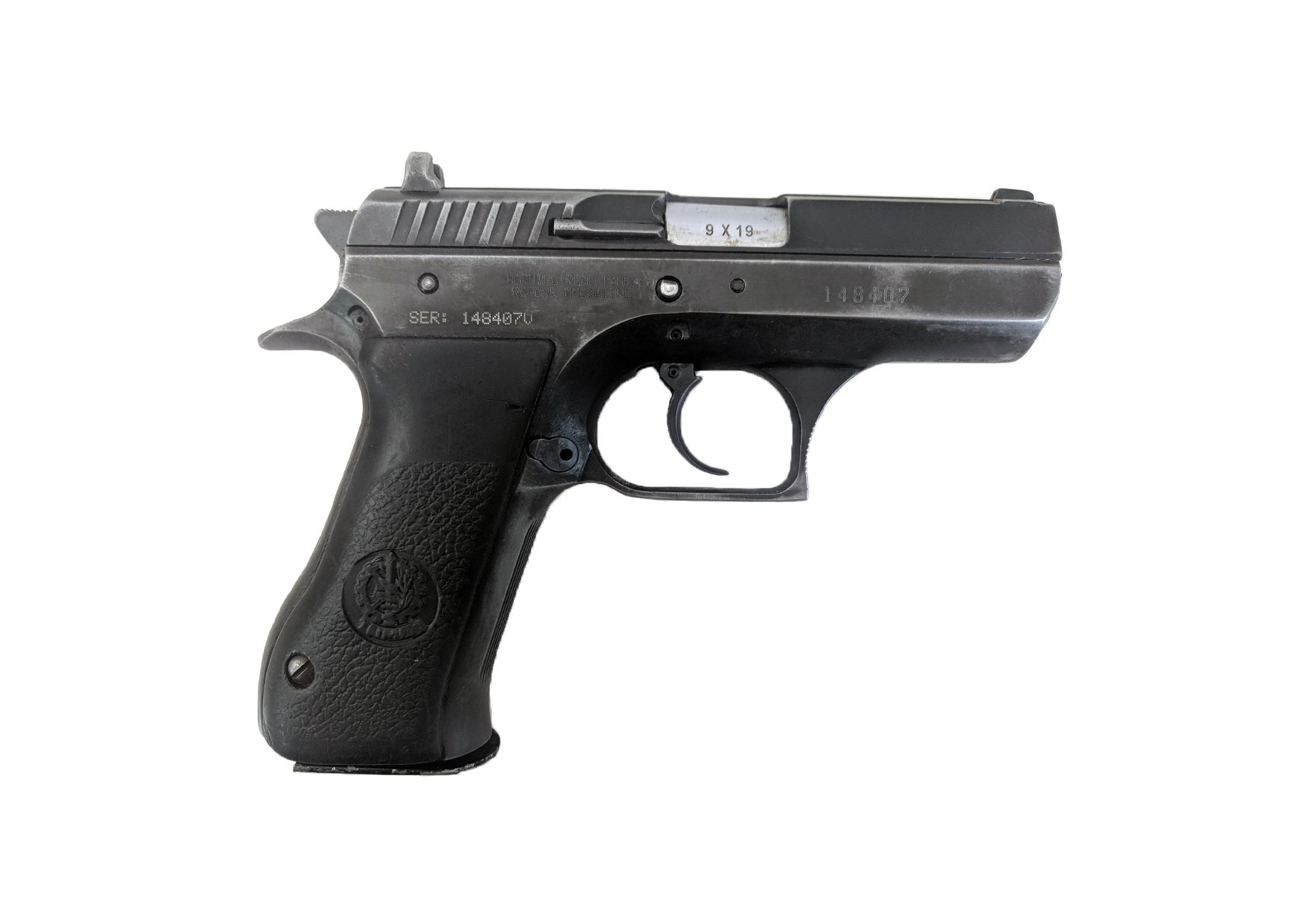 IMI Jericho 941FS, 9mm, *Good