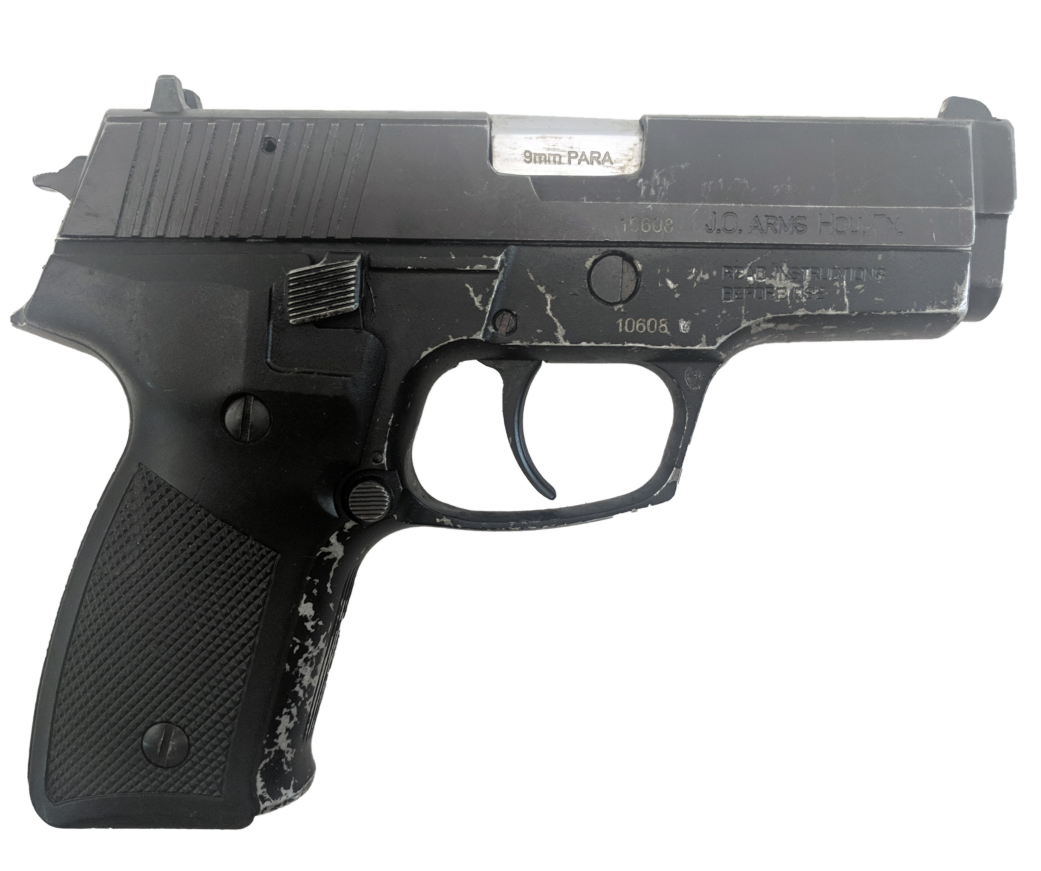 KSN Golan DA, 9mm, *Good, No Magazine*