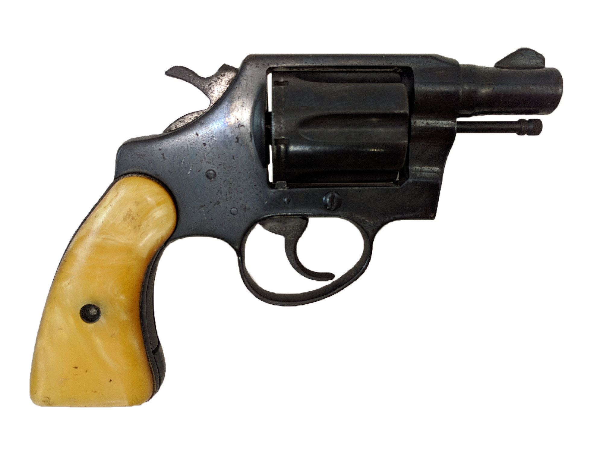 "Colt Detective Special, 2rd Series, 2"" Blue, 38 Special *Poor*"