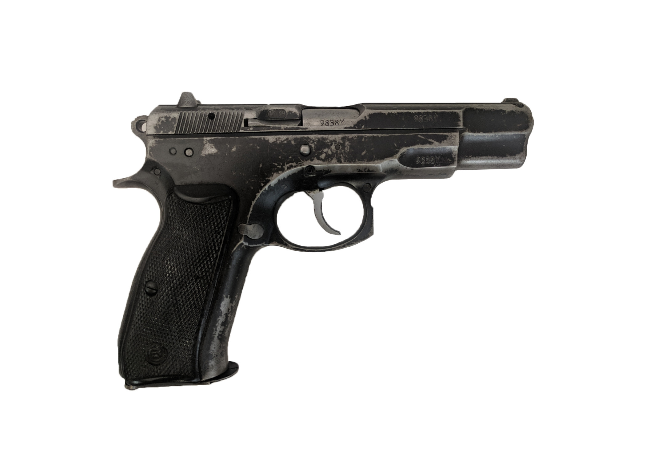 CZ 75BD, 9mm, *Fair*