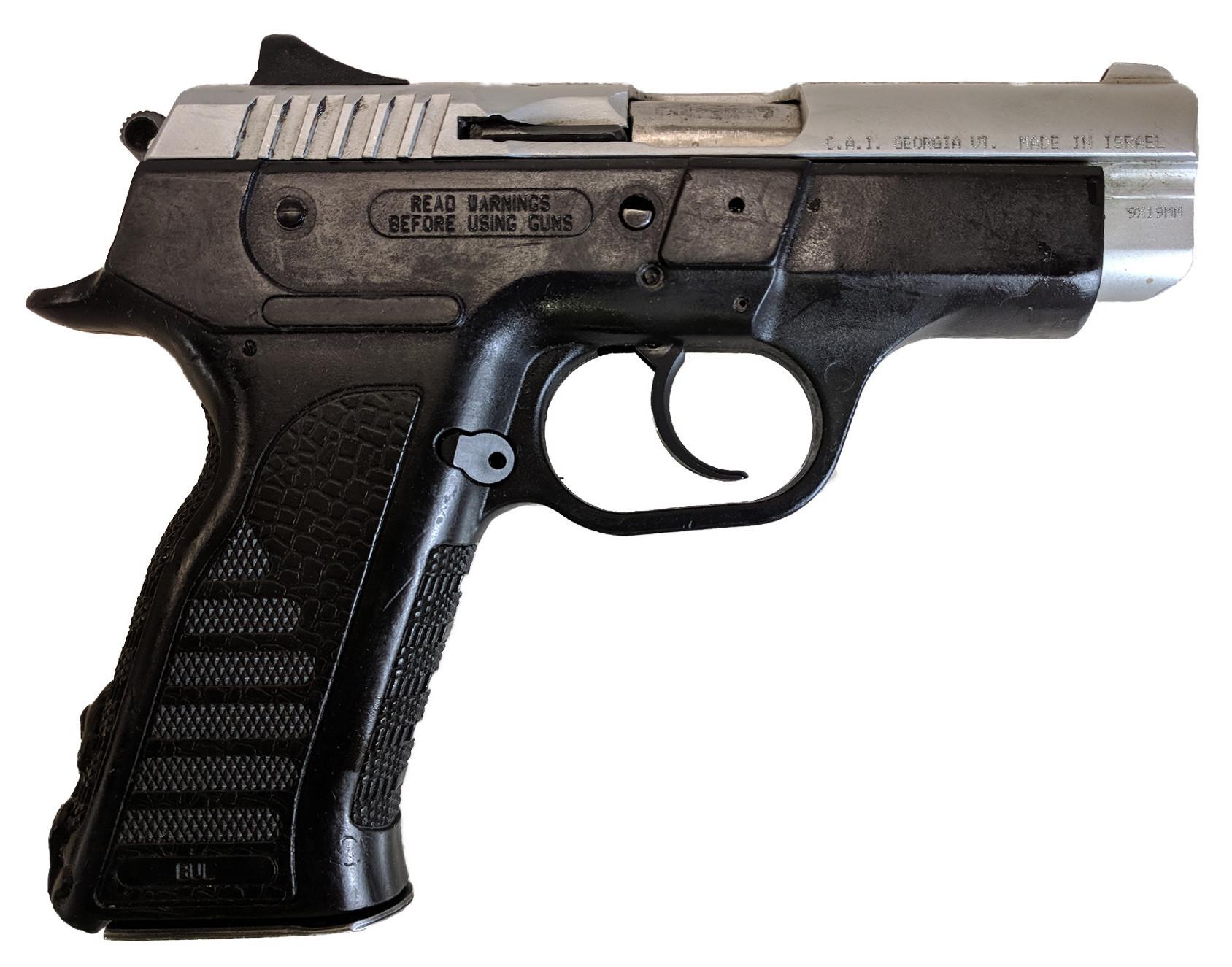BUL Cherokee, 9mm, *Good, Incomplete*
