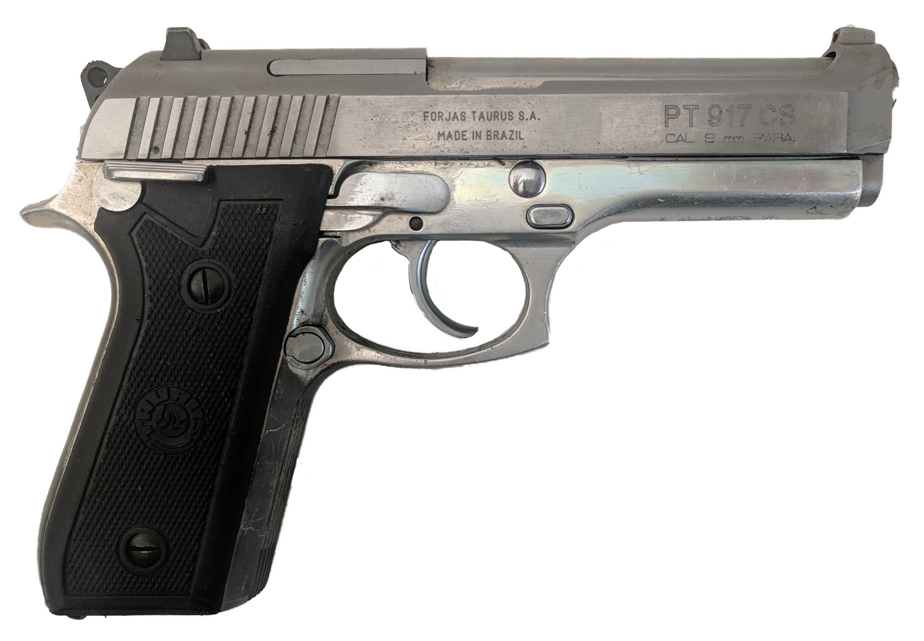 Taurus PT917CS, 9mm, No Magazine, *Very Good*