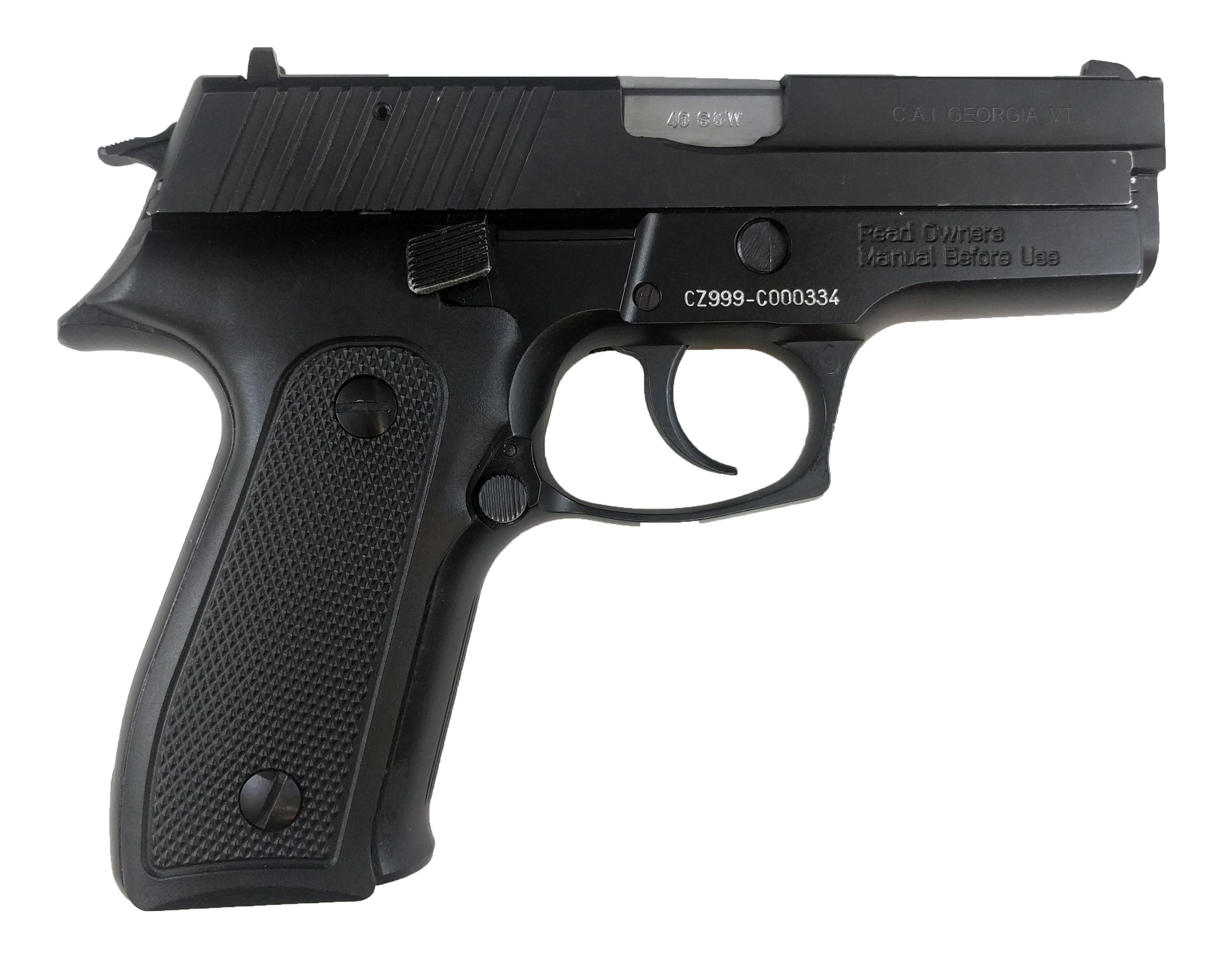 Zastava CZ999 Compact, 9mm, *Good, Incomplete*