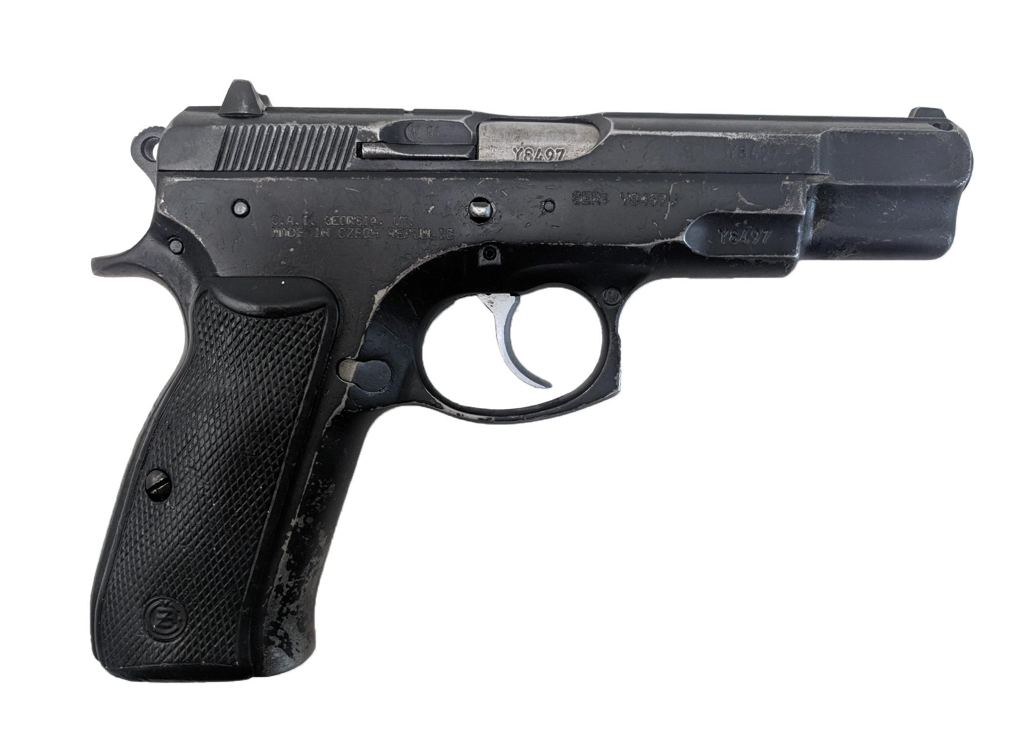 CZ75, 9mm, No Magazine, *Good*