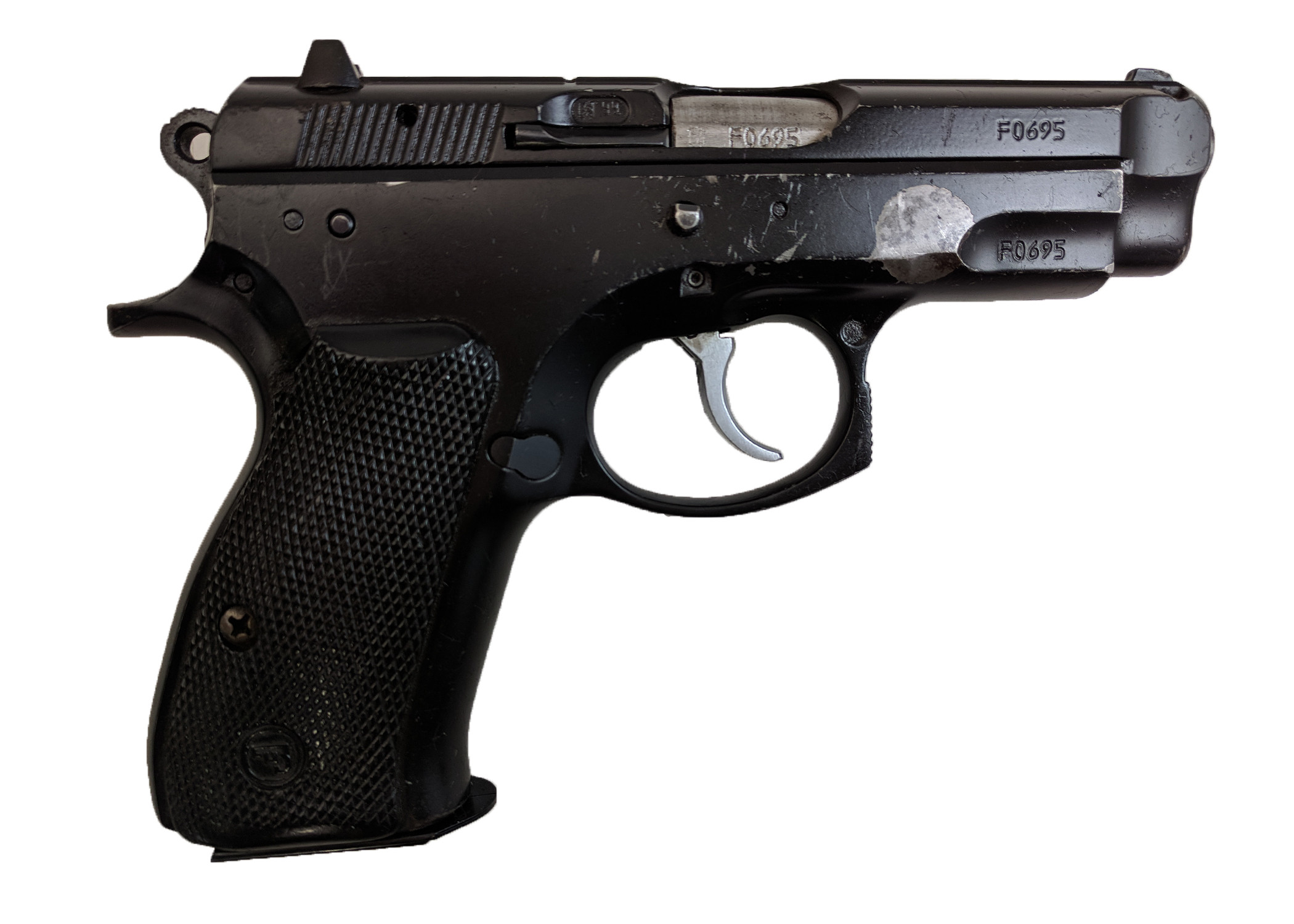 CZ75D Compact, 9mm, *Good*