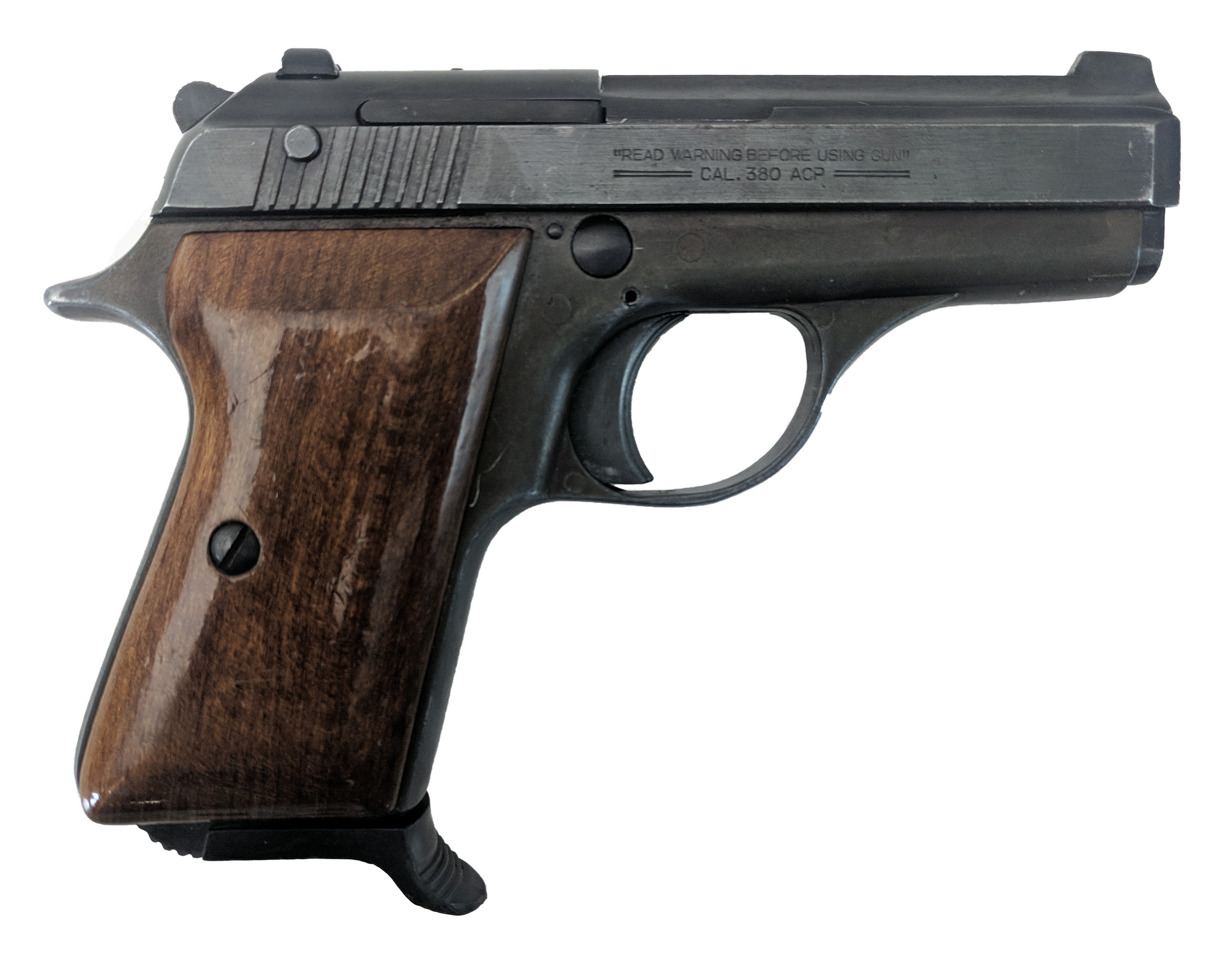 FIE E380-SSP, .380 ACP, *Good, Incomplete*