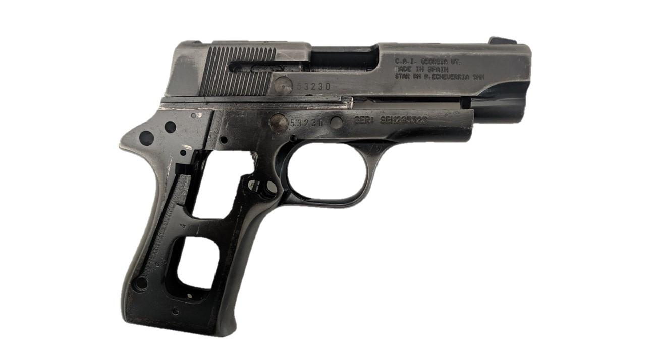 Star BM, 9mm, *Poor, Incomplete*