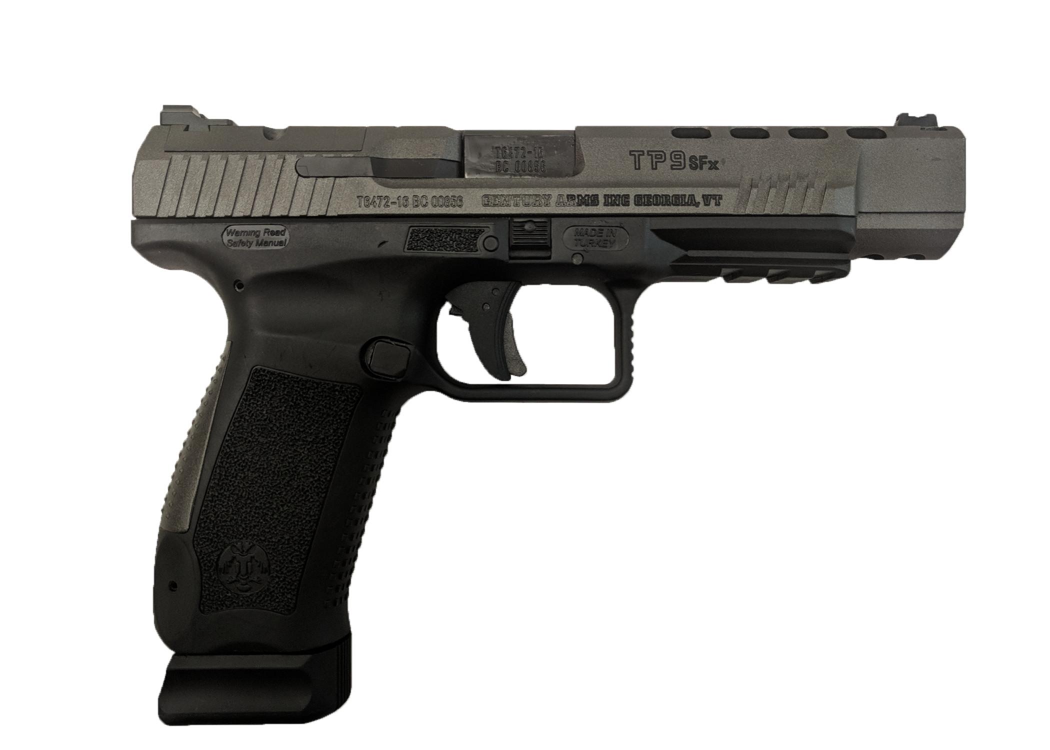 Canik TP9 SFX, 9mm