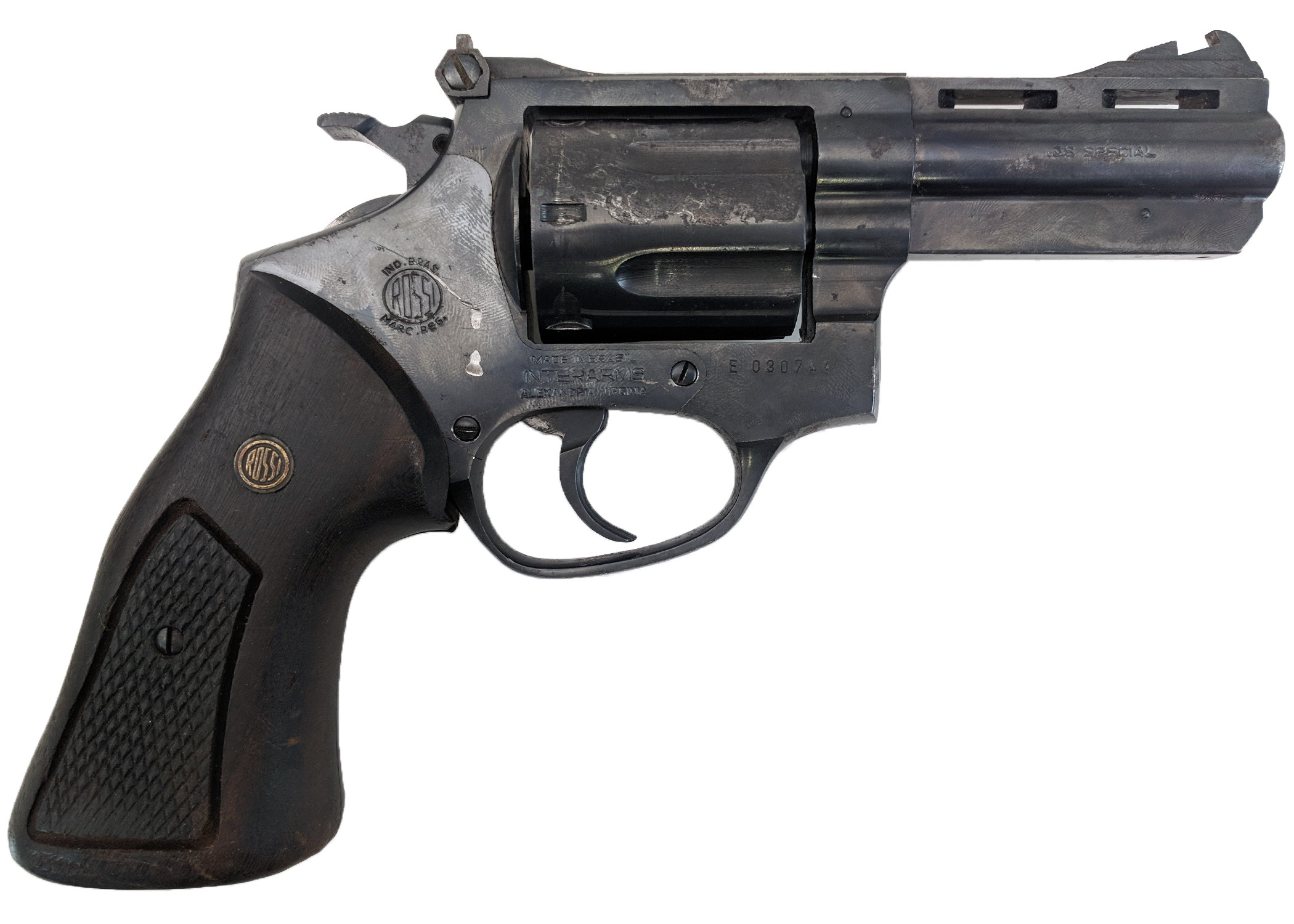 Rossi M95, .38 Special, *Good, Incomplete*