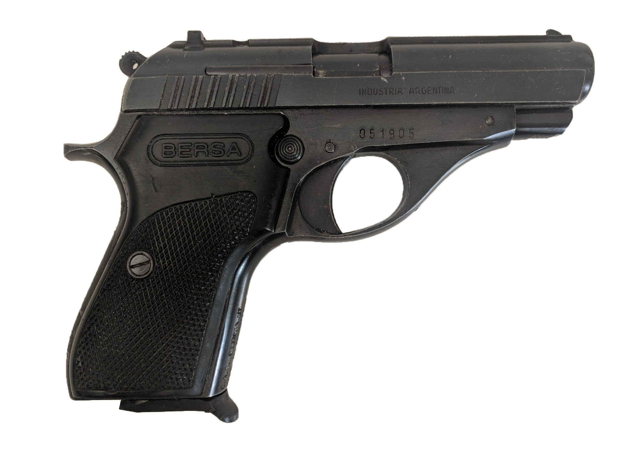 Bersa 844, 32 ACP, *Very Good, Incomplete*