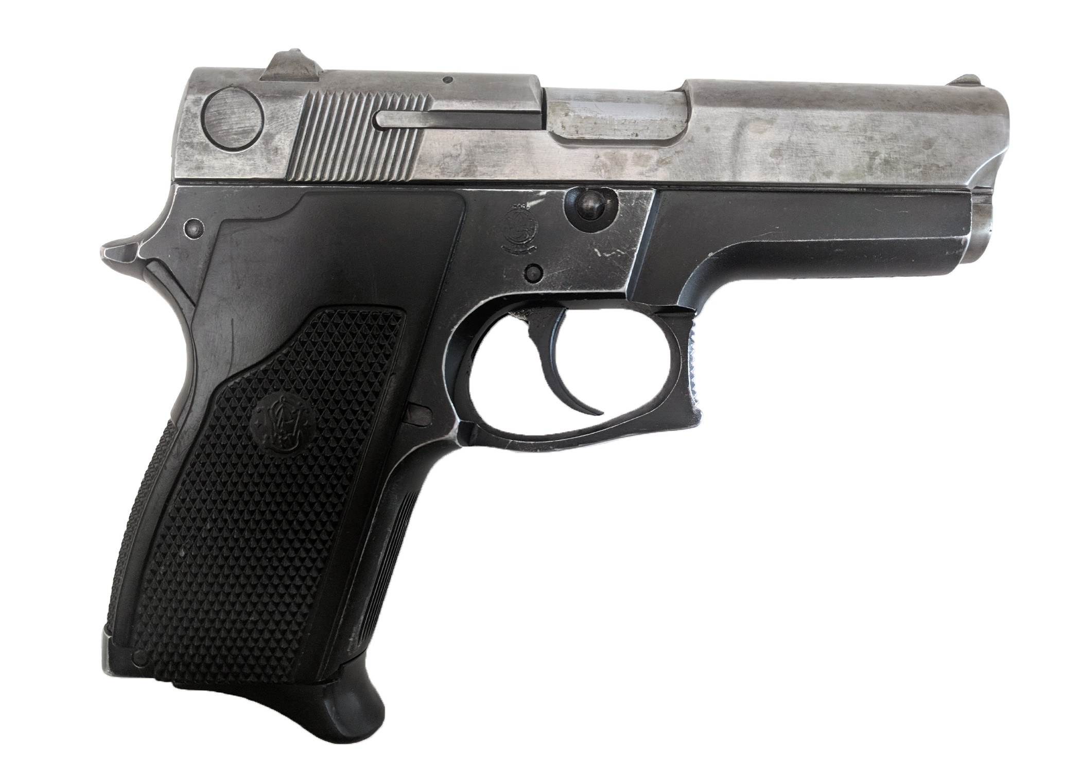 Smith & Wesson 469, 9mm, *Fair, Cracked Grip*