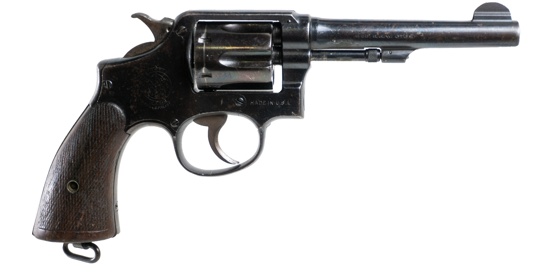 Smith & Wesson Model 1905 4th Change, British Contract, 38 S&W, *Fair/Good*