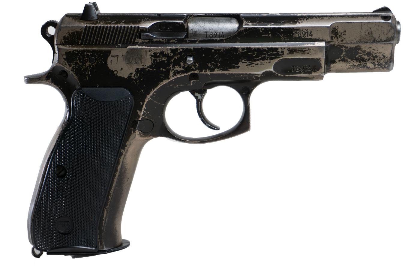 CZ75, Late Type, 9mm, *Fair*