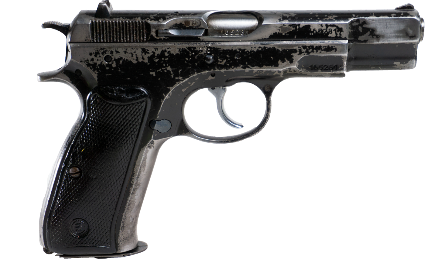 CZ75, Early Type, 9mm, *Fair*