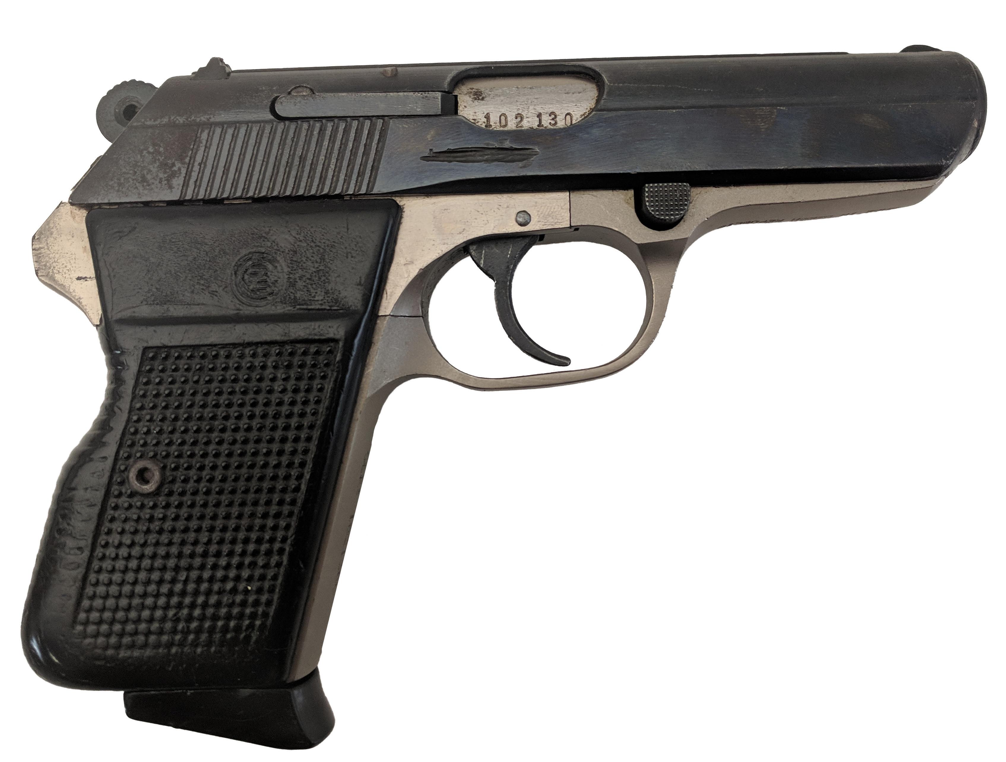 CZ VZ70, .32 ACP