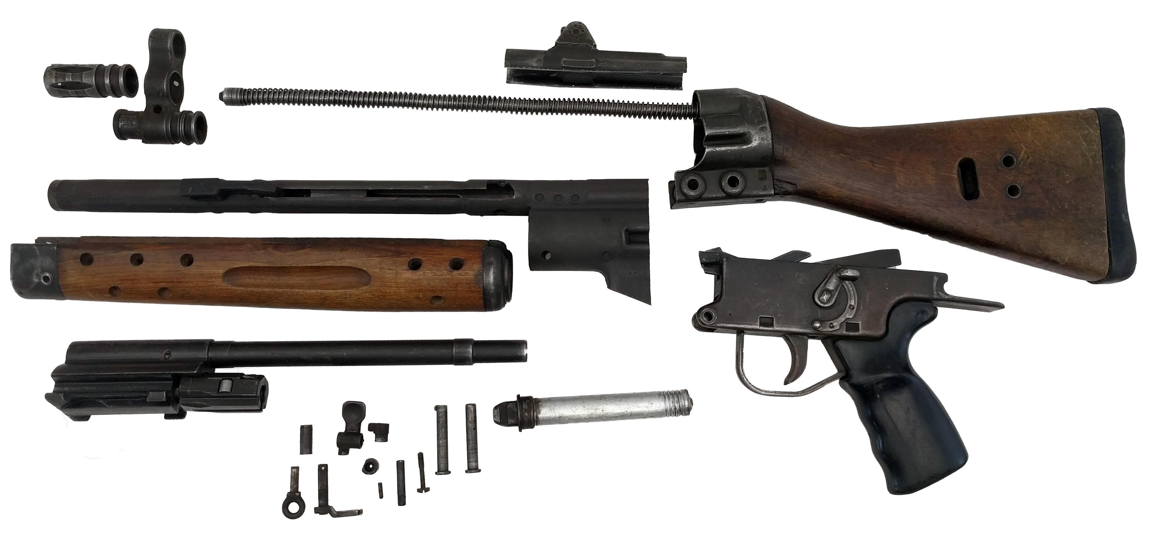 CETME Parts Kit