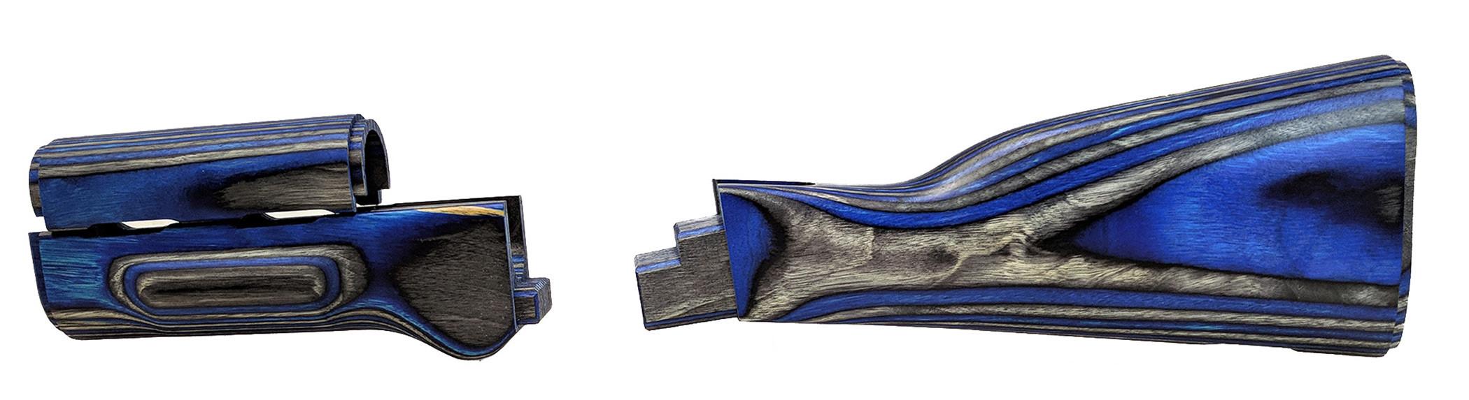 AK Laminated Furniture Set, Blue, w/o Grip, *NEW*