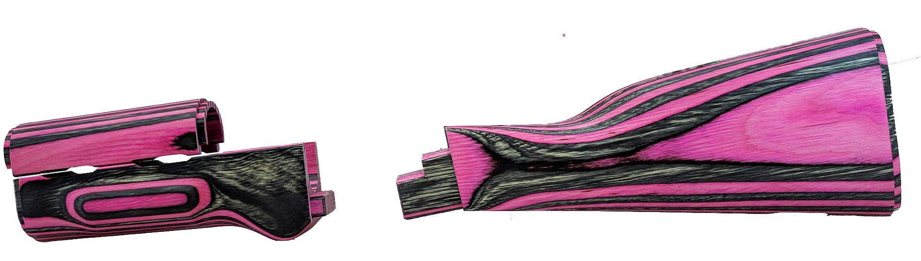 AK Laminated Furniture Set, Pink, w/o Grip, *NEW*