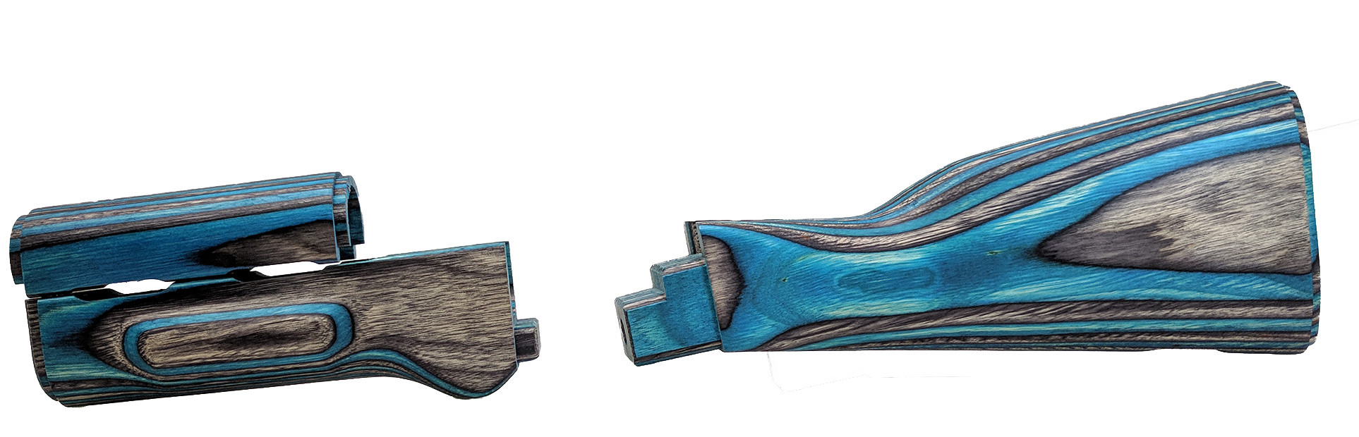 AK Laminated Furniture Set, Teal, w/o Grip, *NEW*