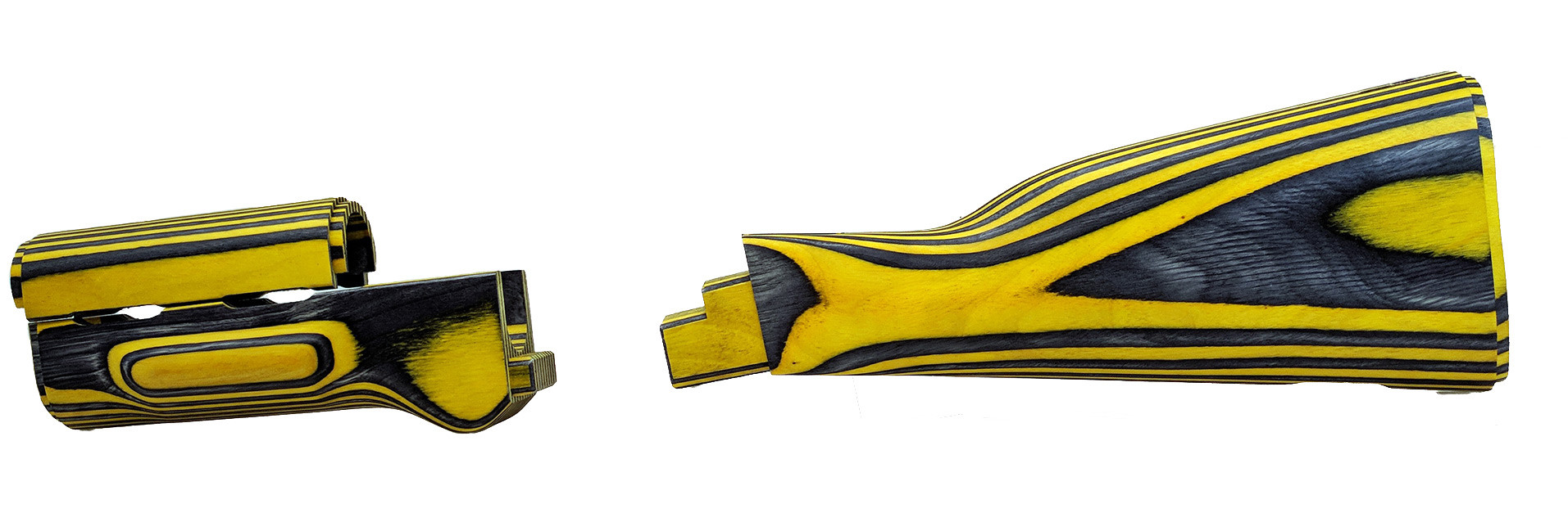 AK Laminated Furniture Set, Yellow, w/o Grip, *NEW*