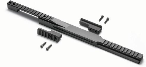Remington M24 / 700 Modular Accessory Rail System (MARS), Short Action - 20 MOA
