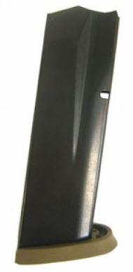 Smith & Wesson M&P45 Magazine, 10rd 45 ACP - FDE Base