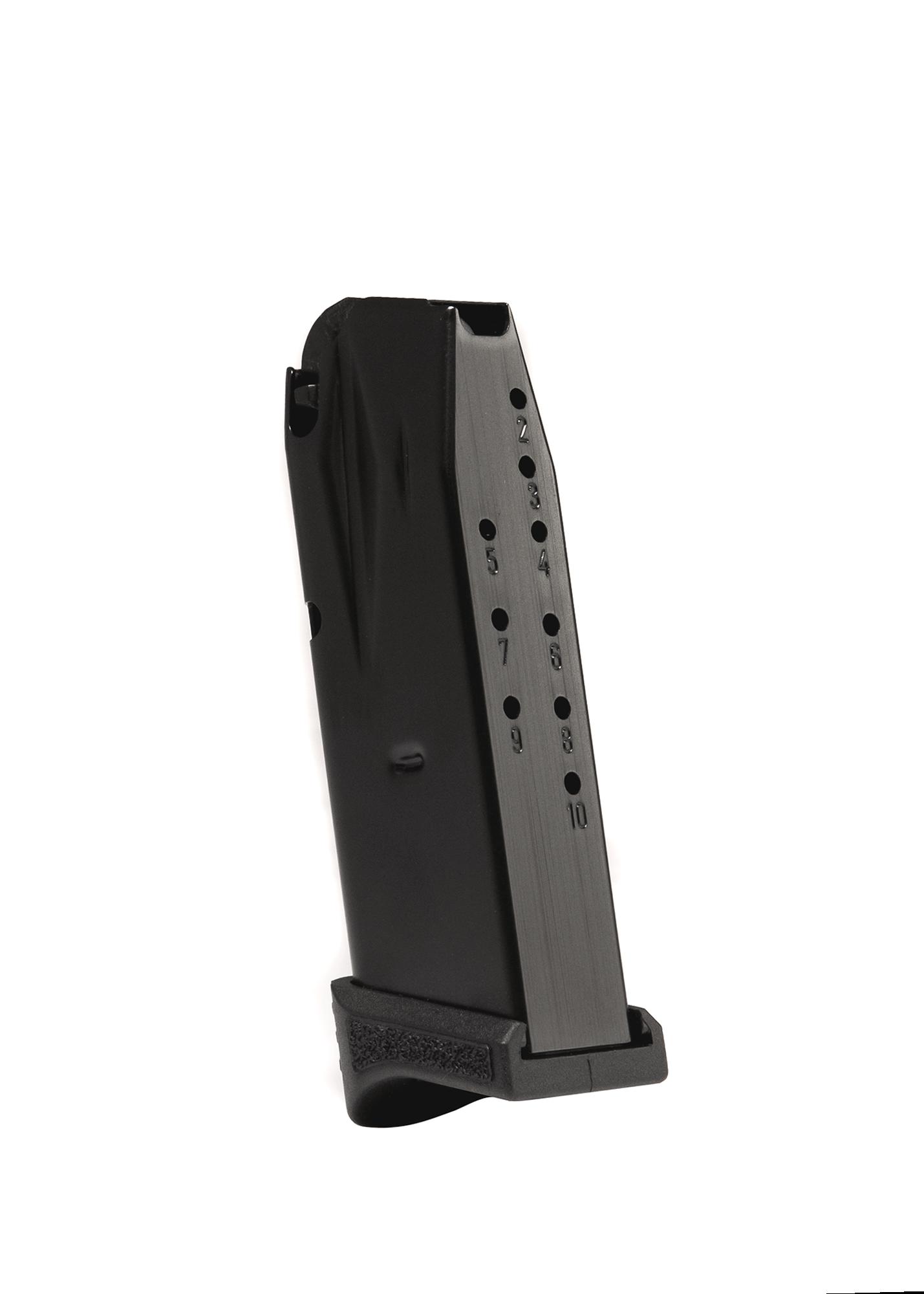 TP9 Elite SC 10 rd Magazine w/Finger Rest, 9mm