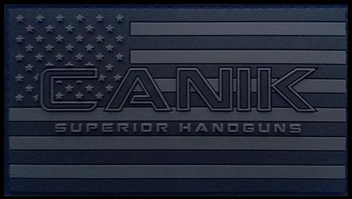 Canik E&E PVC Patch