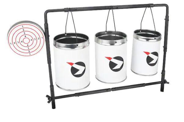 GAMO Plinking Target with Cans Air Gun Pellet Target