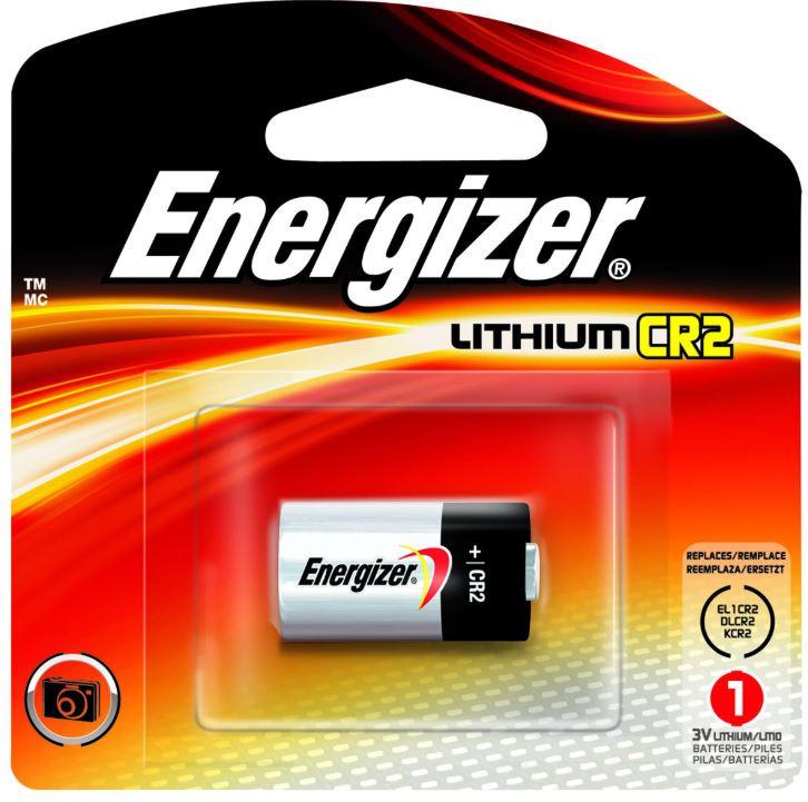 Energizer EL1CR2BP Eveready 3 Volt Lithium Battery
