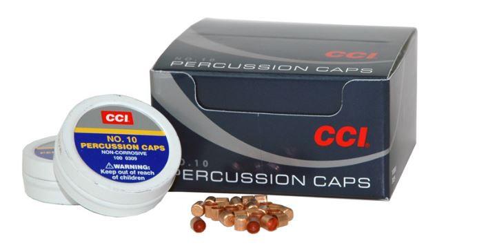 CCI Percussion Cap #10 5000 Pack