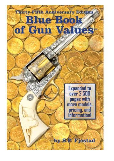 Blue Book of Gun Values, 35th Edition
