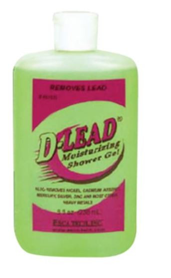 D-Lead Moisturizing Shower Gel, 8oz, 24/Case