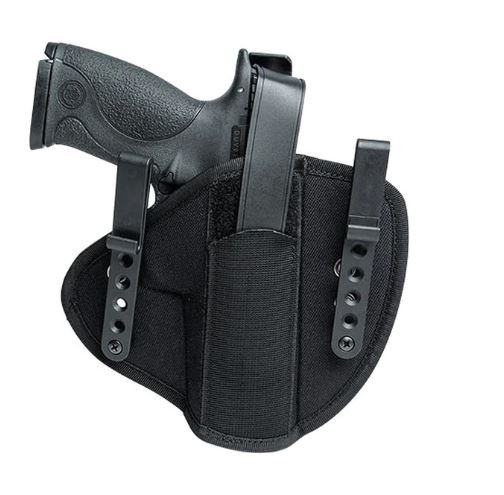 Uncle Mike''s Inside-the-Waistband Tuckable Holster, Size 0, Ambidextrous