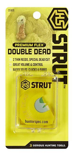 Hunter's Specialties Strut Diaphragm Double Dead
