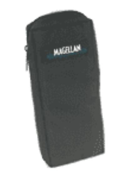 Magellan Canvas Carrying Case for Magellan SortTrak Series GPS and Spare Batteries